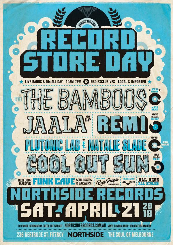 Northside Records The Soul Of Melbourne
