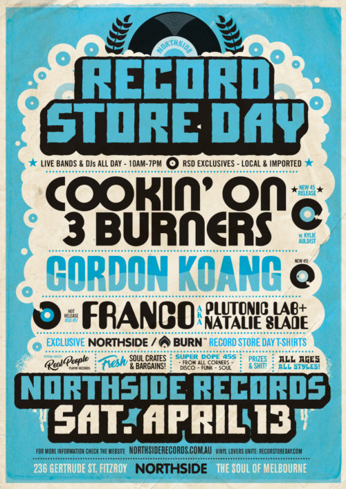 NORTHSIDE RECORDS – The Soul of Melbourne