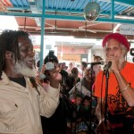 THANKS TO THE CONGOS AND MISTA SAVONA BAND